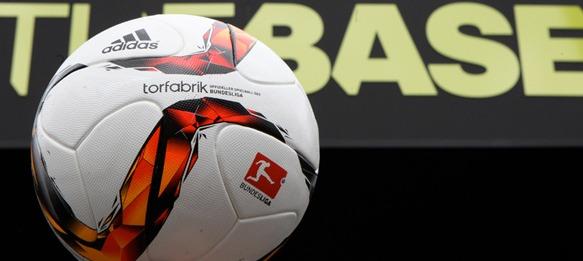 Bundesliga match ball TORFABRIK