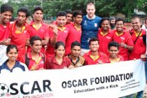Netherlands international Ron Vlaar in India