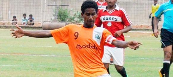 Akeraj Martins (Sporting Clube de Goa)