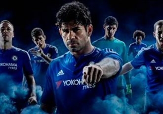 adidas and Chelsea FC unveil new home shirt for the 2015/16 season