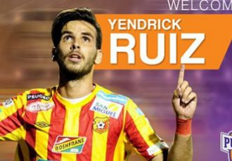 FC Pune City sign Costa Rican striker Yendrick Ruiz