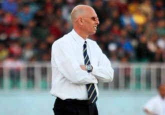 Stephen Constantine (National Coach, India)