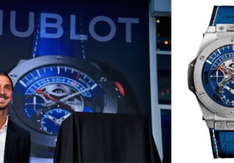 Hublot reveals Paris Saint-Germain Limited Edition watch