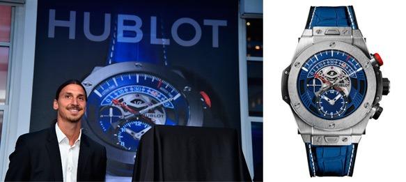 Hublot reveals Paris Saint-Germain Limited Edition watch