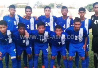 India U-16 at SAFF U-16 Championship