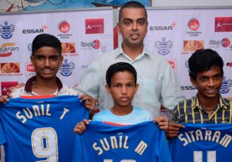 Three Mumbai youngster to train at QPR Academy in London