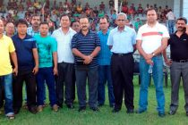 FIFA and AIFF delegation visit Assam