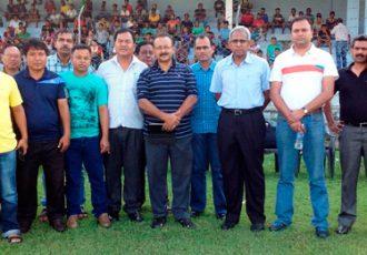 FIFA and AIFF delegation visit Assam