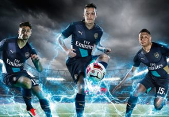 Puma and Arsenal launch Cup kit for 2015/16 season