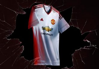adidas reveal the new Manchester United away kit