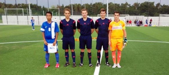 India U-16 v SpVgg Greuther Fürth U-16