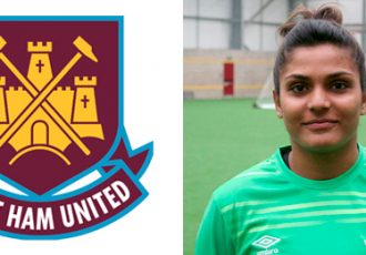 Aditi Chauhan (West Ham United Ladies FC)