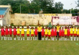 Grassroots Football Centre in Sundargarh