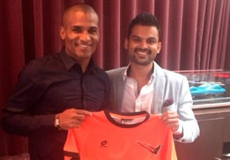 Florent Malouda has signed a contract with Delhi Dynamos FC