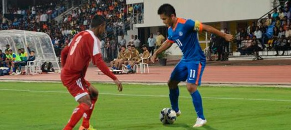 Friendly Match: India v Nepal