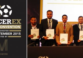 """Football stakeholders to gather at Soccerex for """"Incredible India - The Time Is Now"""""""