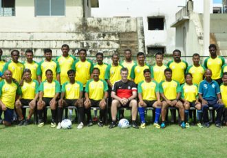 AIFF D License Instructors Course in Goa