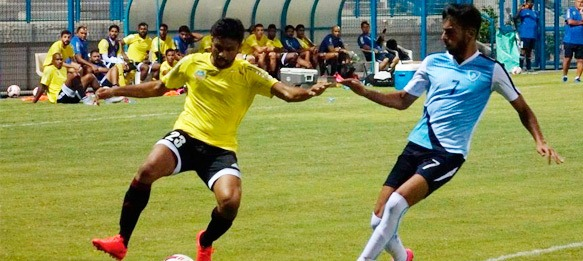 FC Goa v Hatta Club