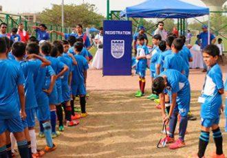 Mumbai City FC - NMASA Grassroots Football League
