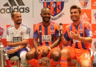 adidas and FC Pune City announce a three-year association