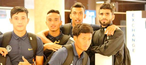 Indian U-19 National Team