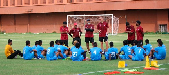 India U-19 national football team