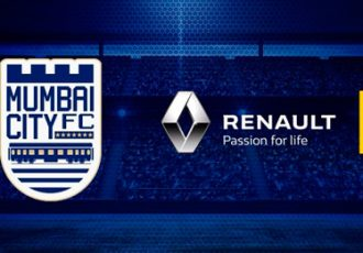 Renault sign partnership with Mumbai City FC