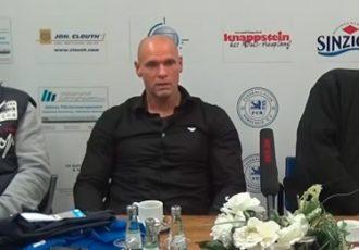 Video: Thorsten Legat presented as new FC Remscheid coach