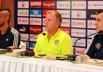 FC Goa Press Conference