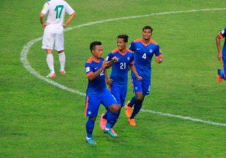 2018 FIFA World Cup Qualifier: Turkmenistan v India