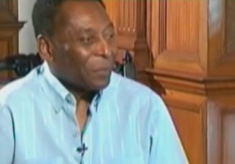 India Today's interview with Pelé