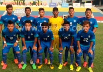AIFF U-17 Colts