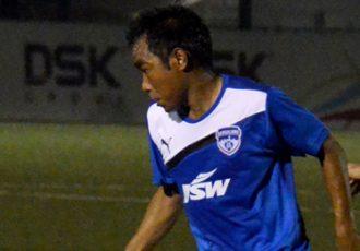 Beikhokhei Beingaichho (Bengaluru FC)