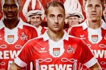 ERIMA and 1. FC Cologne present special carnival jersey