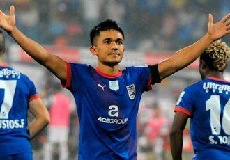 Sunil Chhetri (Mumbai City FC)