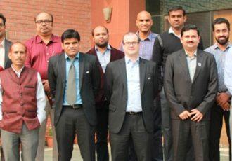 AFC officials meet I-League clubs at AIFF Football House