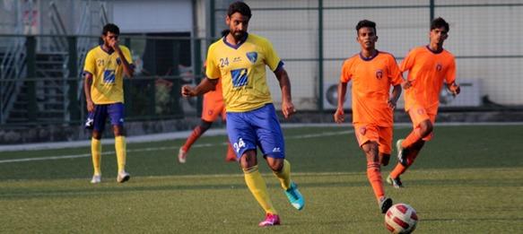MDFA Elite Division: PIFA Colaba v Mumbai FC