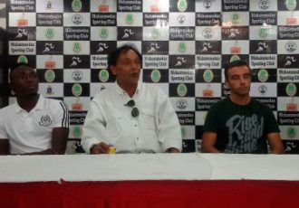 Mohammedan Sporting Club v Guwahati FC - Pre-Match Press Conference