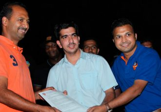 FC Goa supports Panaji in its efforts to create a sports friendly city