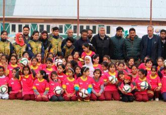 FIFA Live Your Goals campaign reaches Jammu & Kashmir