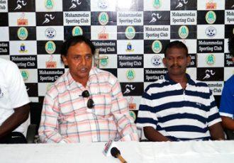 Mohammedan Sporting Club v Gangtok Himalayan SC - Pre-Match Press Conference