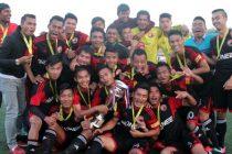 Shillong Lajong FC retains the Shillong Premier League 2015 championship title