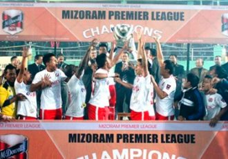 Aizawl FC crowned Mizoram Premier League Champions