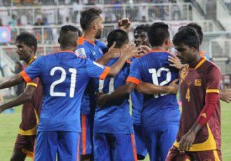 SAFF Suzuki Cup 2015: Sri Lanka 0-2 India