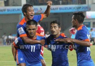SAFF Suzuki Cup 2015: India 4-1 Nepal