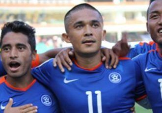 Indian national football team