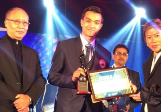 Shillong Lajong youngster Rupert Nongrum wins Dalmia Cement Young Achievers Award