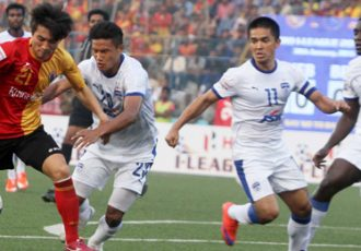 I-League: East Bengal Club v Bengaluru FC