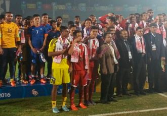India U-23 lose Gold medal match in South Asian Games