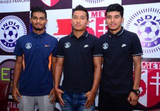 Prosenjit Chakraborty, Jerry Lalrinzuala and Anirudh Thapa join FC Metz